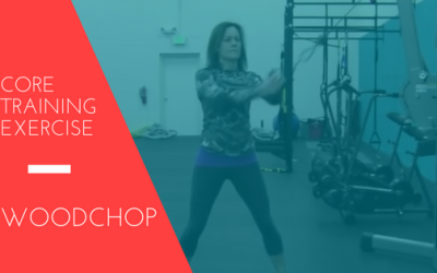 Core Training Exercise – Woodchop